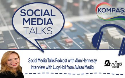 Lucy Hall Interview on The Social Media Talks Podcast