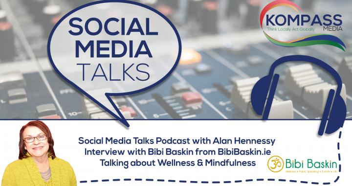 Bibi Baskin Social Media Talks Podcast