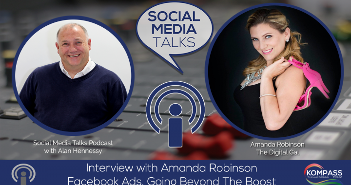 Amanda Robinson The Digital Gal