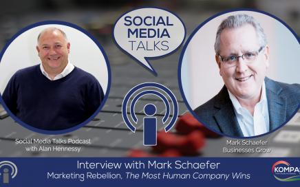 Mark Schaefer SMTalks Podcast