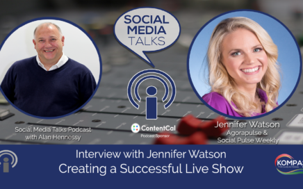 Jennifer Watson Agorapulse and Social Pulse Weekly