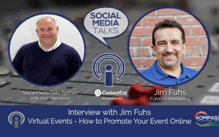 Jim Fuhs Social Media Talks Podcast Guest
